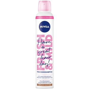 Nivea - Shampoo - Fresh Revive 3 in 1 Trockenshampoo