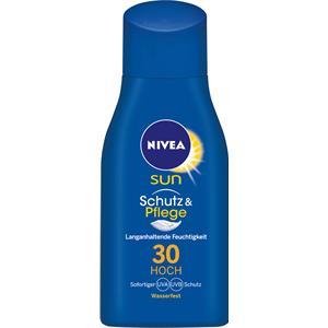 Nivea - Sun protection - Schutz & Pflege Sonnenmilch Mini