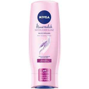 Nivea - Conditioner - Leche para el cabello acondicionador suave para brillo natural