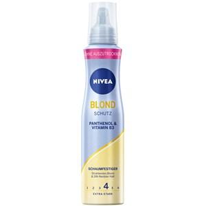 Nivea - Styling - Blond beskyttelse & pleje mousse