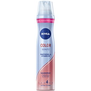 Nivea - Styling - Lakier do włosów Color Care & Protect