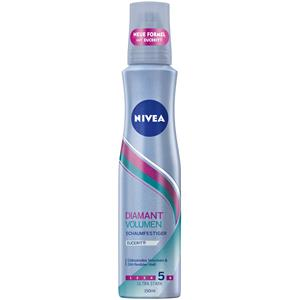 Nivea - Styling - Diamond Shine & Volume Hair Mousse
