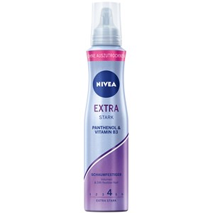 Nivea - Styling - Extra Strong Hair Mousse