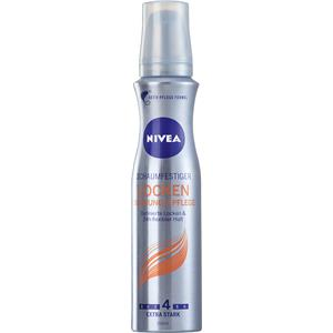 Nivea - Styling - Bouncy Curls & Care Hair Mousse