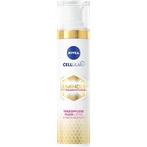 Nivea - Tagespflege - Anti-Pigmentflecken Cellular Luminous630 Tagespflege Fluid LSF 50