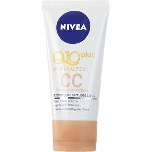 Nivea - Day Care - Q10 Plus Anti-Wrinkle CC Tinted Day Cream SPF 15