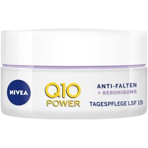 Nivea - Day Care - #NAME? Crema de día antiarrugas LSF 15 Q10 Power