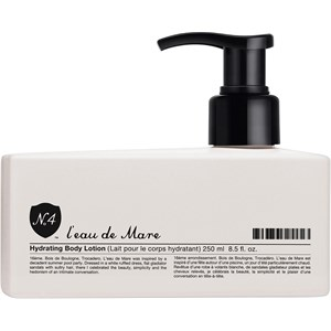 Number 4 Haircare - L'eau de Mare - Hydrating Body Lotion