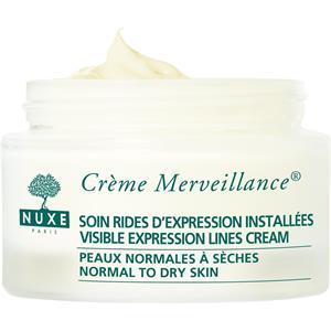 Nuxe - Deep expression lines - Crème Merveillance