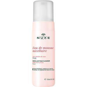 Nuxe - Aux Pétales de Rose - with Rose Petals Micellar Foam Cleanser