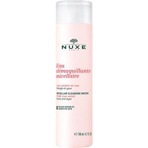 Nuxe - Aux Pétales de Rose - with Rose Petals Micellar Cleansing Water