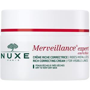 Image of Nuxe Gesichtspflege Merveillance Expert für trockene Haut Rich Correcting Cream Enrichie 50 ml