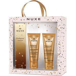 Nuxe Körperpflege Multifunktionspflege Geschenkset Prodigieux Le Parfum 30 ml + Prodigieux Huile de Douche 30 ml + Prodigieux Lait Parfumé 30 ml 1 Stk.