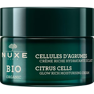 Nuxe - Nuxe Bio - Citrus Cells Glow Rich Moisturising Cream