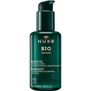 Nuxe - Nuxe Bio - Hazelnut Replenishing Nourishing Body Oil