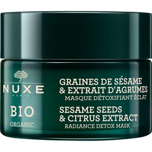 Nuxe - Nuxe Bio - Sesame Seeds & Citrus Extract Radiance Detox Mask