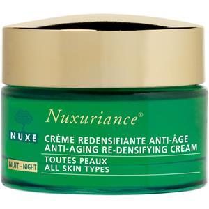 Nuxe - Spannkraft verleihende Serie - Nuxuriance Crème Nuit Redensifiante Anti-Age