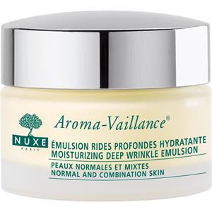 Nuxe - Tiefe Falten und Festigkeitsverlust - Aroma-Vaillance Emulsion Rides Profondes Hydratante