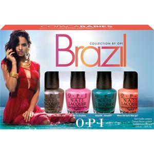 OPI - Brazil Collection - Geschenkset