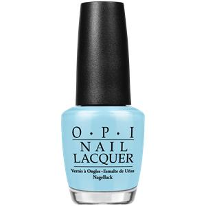 Image of OPI Nagellacke Nagellacke Breakfast at Tiffany´s Nail Lacquer HRH01 I believe in Manicures 15 ml