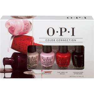 OPI - Nagellacke - Color Connection Set