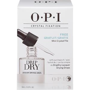 OPI - Soin des ongles - Crystal Fixation Set