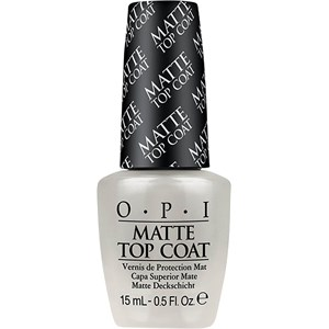 OPI - Unter- und Überlack - Matte Top Coat