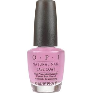 OPI Pflegeprodukte Unter- und Überlack Natural Nail Base Coat