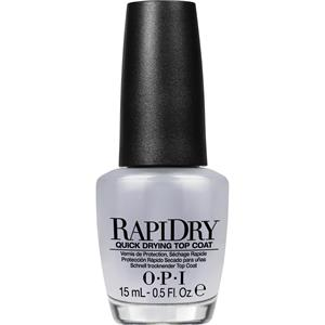 OPI - Base et durcisseur - RapiDry Top Coat