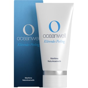 Image of Oceanwell Pflege Basic.Face Glättendes Gesichts-Peeling 50 ml