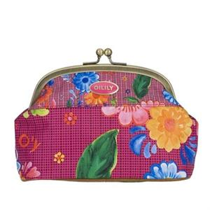 Oilily - Kosmetiktaschen - Frame Cosmetic Bag