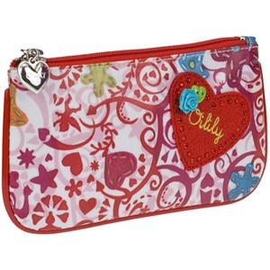 Oilily - Lucky Girl - Flat Cosmetic Bag
