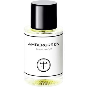 Image of Oliver & Co. Illustrated Series Ambergreen Eau de Parfum Spray 50 ml