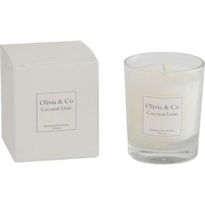 Olivia & Co - Tuoksukynttilät - Coconut Lime