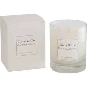 Olivia & Co - Scented Candles - Pear & Sandalwood