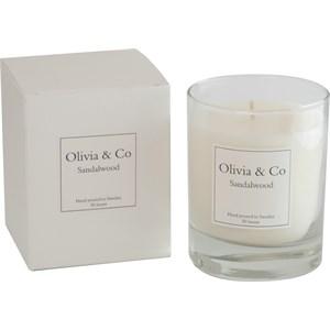 Olivia & Co - Bougies aromatiques - Sandalwood