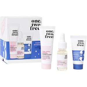 One.two.free! - Gesichtspflege - Geschenkset