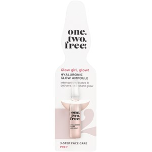 One.two.free! - Gesichtspflege - Hyaluronic Glow Ampoule