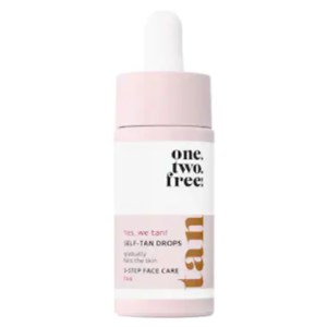 One.two.free! - Facial care - Self-Tan Drops