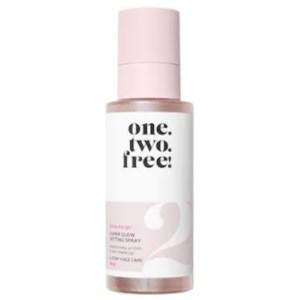 One.two.free! - Gesichtspflege - Super Glow Setting Spray