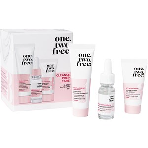One.two.free! - Facial cleansing - 3-Step Face Care Set
