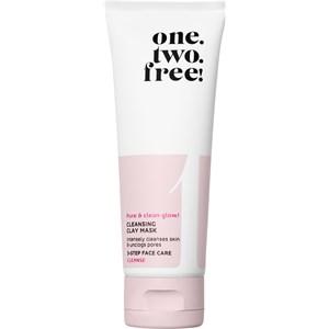 One.two.free! - Gesichtsreinigung - Cleansing Clay Mask