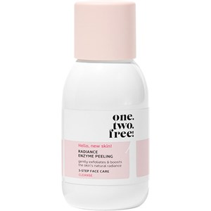 One.two.free! - Facial cleansing - Radiance Enzyme Peeling