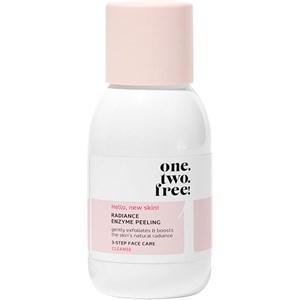 One.two.free! - Gesichtsreinigung - Radiance Enzyme Peeling