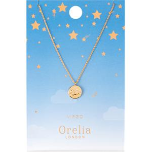 Orelia - Necklace - Virgo Star Sign Necklace