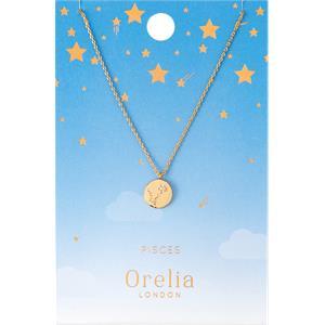 Image of Orelia Schmuck Halsketten Halskette Sternbild Fische 1 Stk.