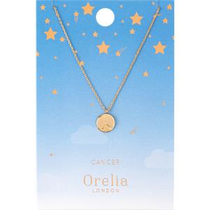 Orelia - Necklace - Cancer Star Sign Necklace