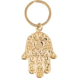 Orelia - Schlüsselanhänger - Schlüsselring Hamsa Hand