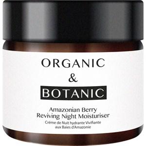 Organic & Botanic - Amazonian Berry - Reviving Night Moisturiser