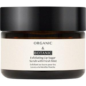 Organic & Botanic - Eye and lip care - Super Soft Lip Scrub